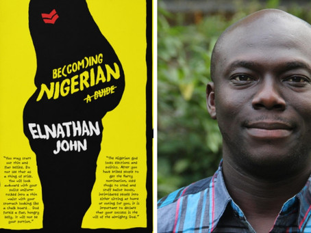 An Interview with Elnathan John