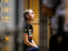 Another Day, Another Journalist Behind Bars in Russia