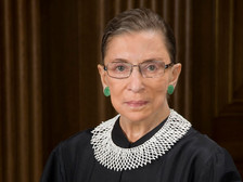 Ruth Bader Ginsburg's Rise to Fame