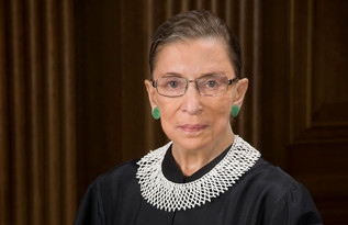 Feel the Ginsburn!                     Ruth Bader Ginsburg's Rise to Fame