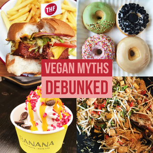 Vegan Myths Debunked!