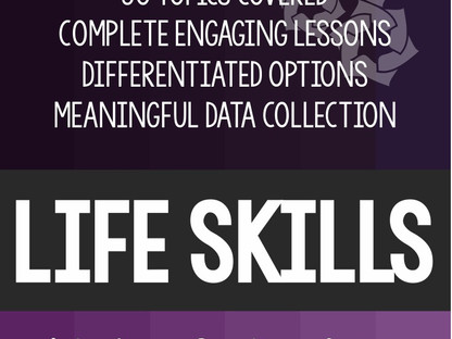 Creating a Schedule for Life Skills: How to Figure Out What to Teach and When to Teach It