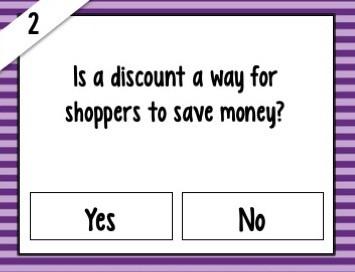 How to Teach Discounts