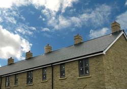 Staffordshire Chimneys - Terrace Row - R