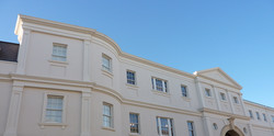 Cropped length of building - Regency Arcade