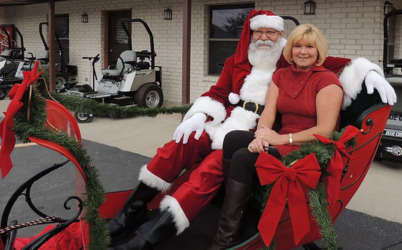 Santa Visits for Businesses
