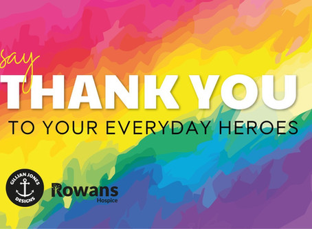 Who has helped you survive COVID and how are you planning on thanking them?