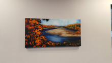 Conference Room Painting Comes to Life