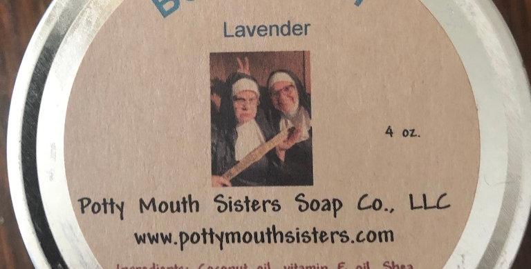 Body Butter - Lavender (4 oz.)