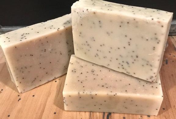 Dandelion Poppyseed Soap (3-1/2 oz.)