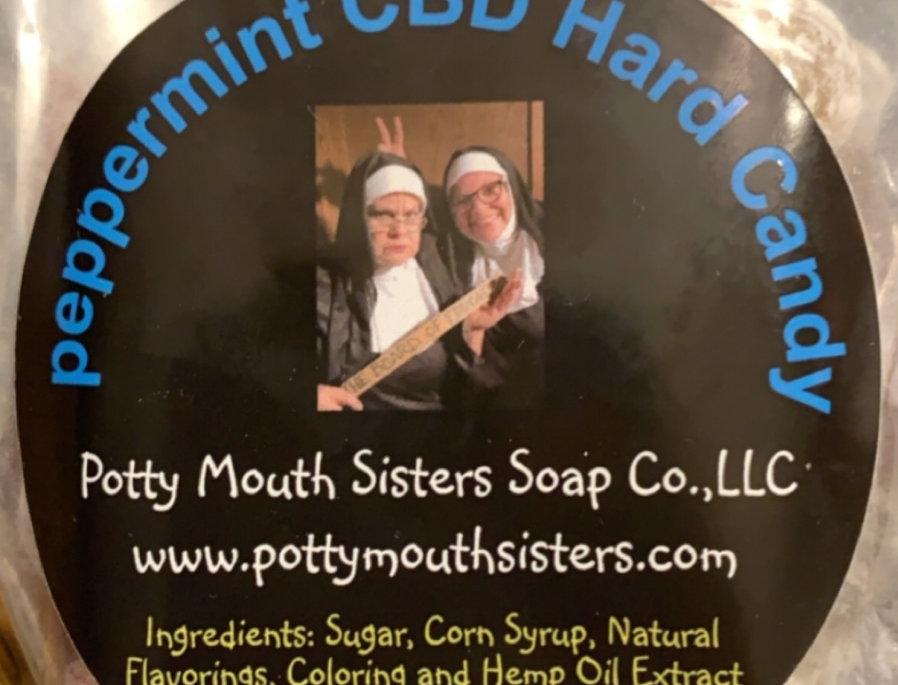 CBD Candy - Peppermint