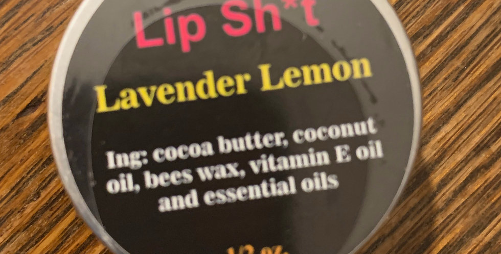 Lip Sh*t - Lavender Lemon (1/2 oz.)