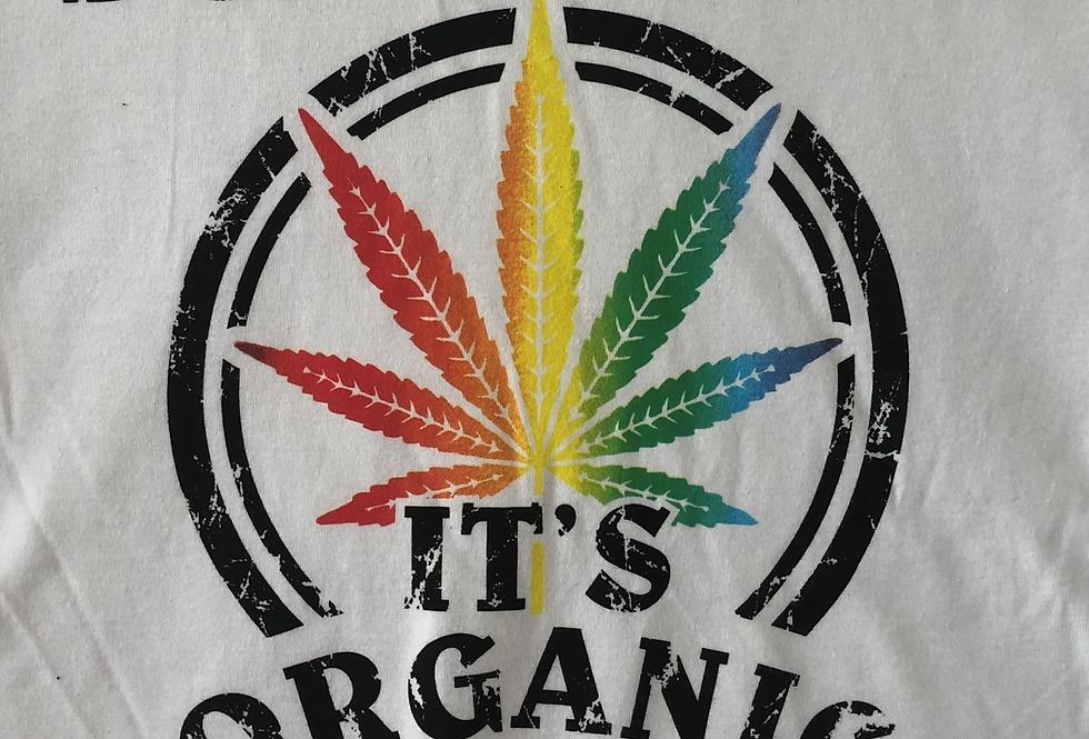 Don't Panic It's Organic - T-Shirt