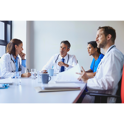 Image of clinicians