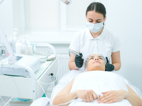 How can dermatology departments prepare for an expected rebound of referrals as a result of COVID?