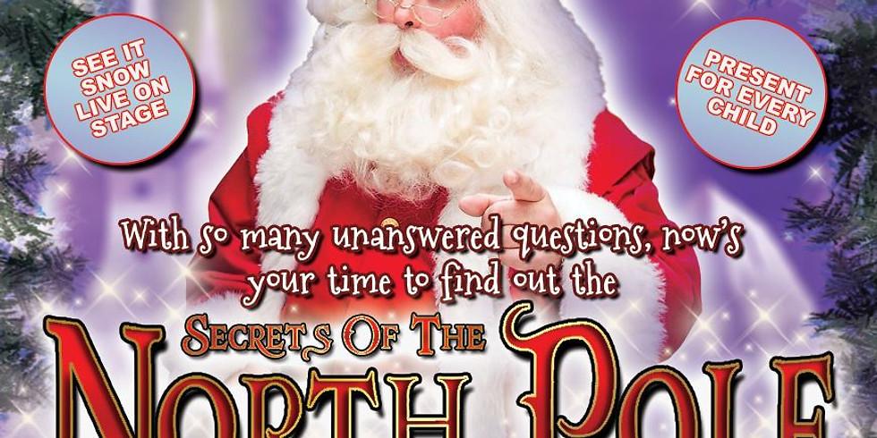 Secret's of the North Pole