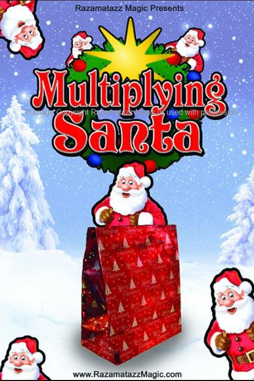 Multiplying Santa