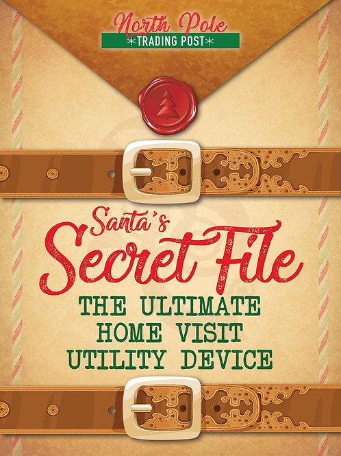 Santa's Secret File