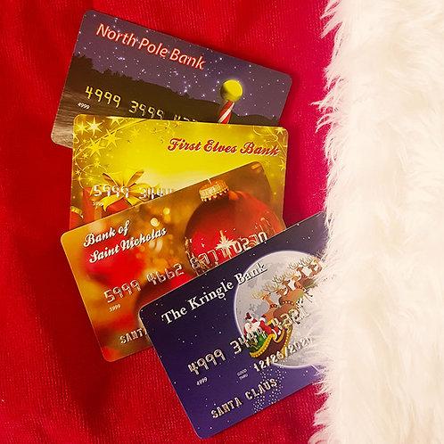 Santa's Credit Cards