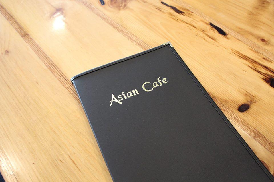 Asian cafe winslow seems brilliant