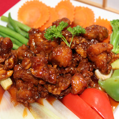 Thai Orange Chicken
