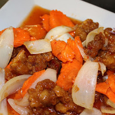 General Taos chicken