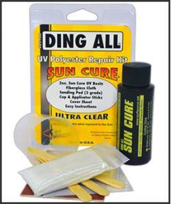 Sun Cure Poly Kit