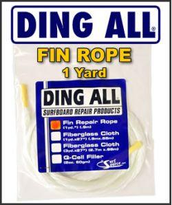 1 yard Fin Rope