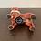 Thumbnail: Tirelire chien Pomme-Pidou - N081