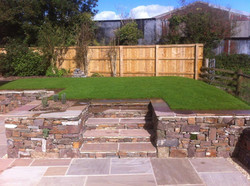 Raj Green Paving and fencing