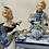 Thumbnail: Figurine en faïence - N050