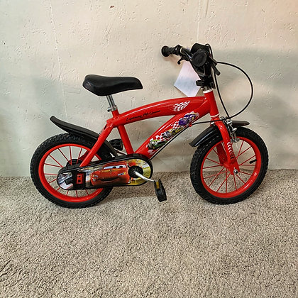 Vélo enfant Cars - N046
