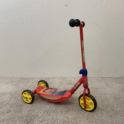 "Trottinette ""Cars"" - N011"