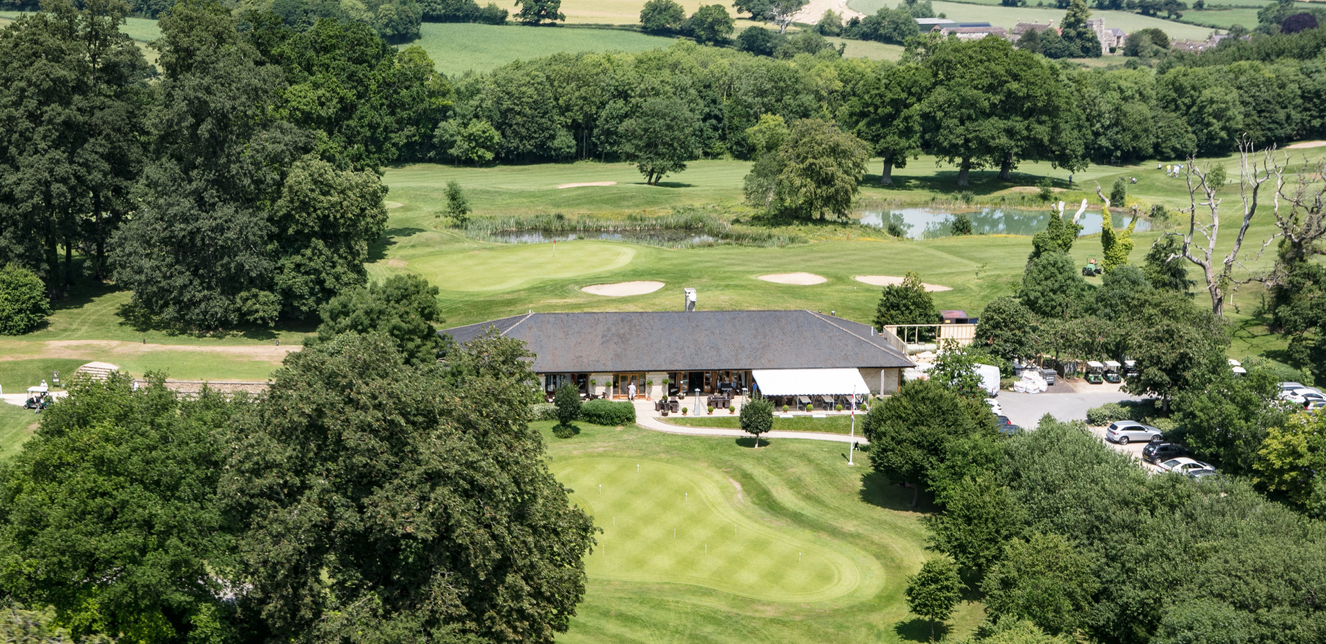Orchardleigh Golf and Country Club Corpo