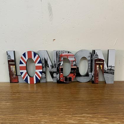 Logo London - N069