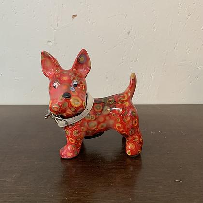 Tirelire chien Pomme-Pidou - N081