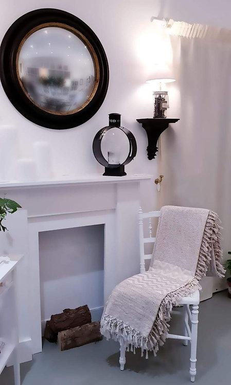 Le Frangé |  Jeté de canapé -  jeté de lit 100 % lin