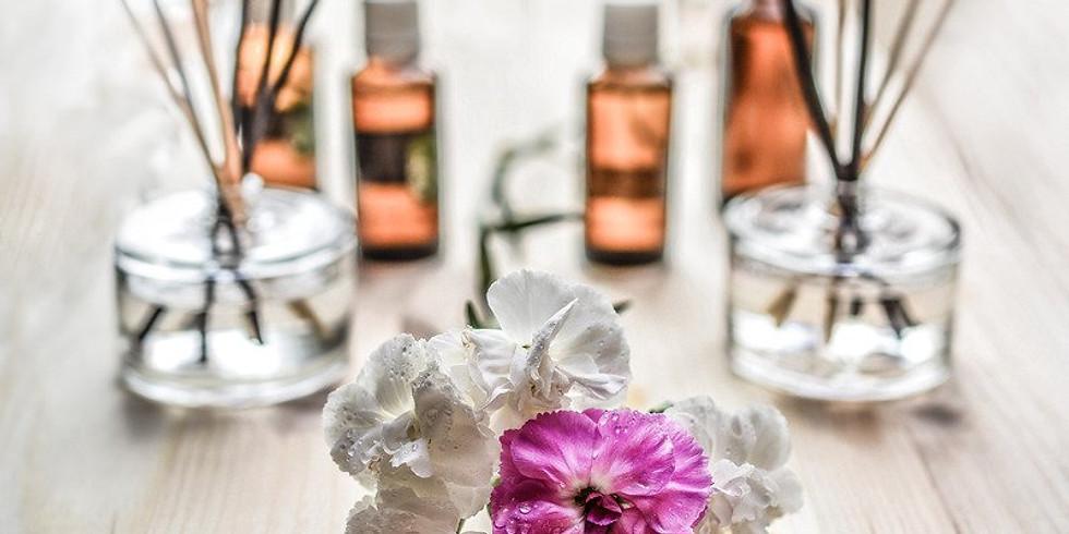 Aromatherapy 1hr Hands on Workshop