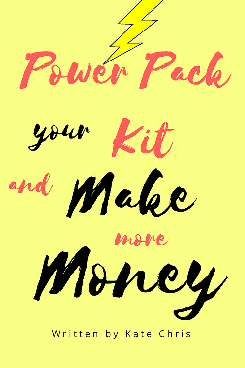 Power Pack your kit ebook