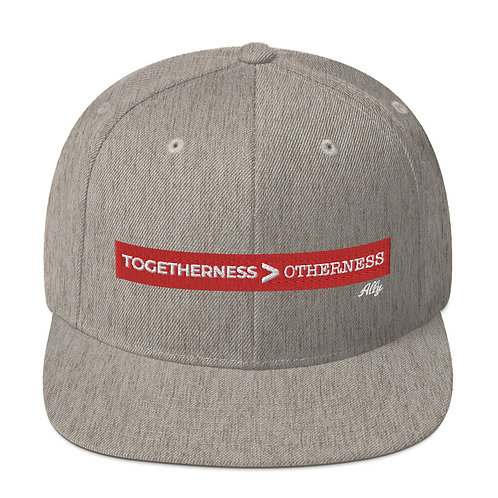 TOGETHERNESS Snapback Hat