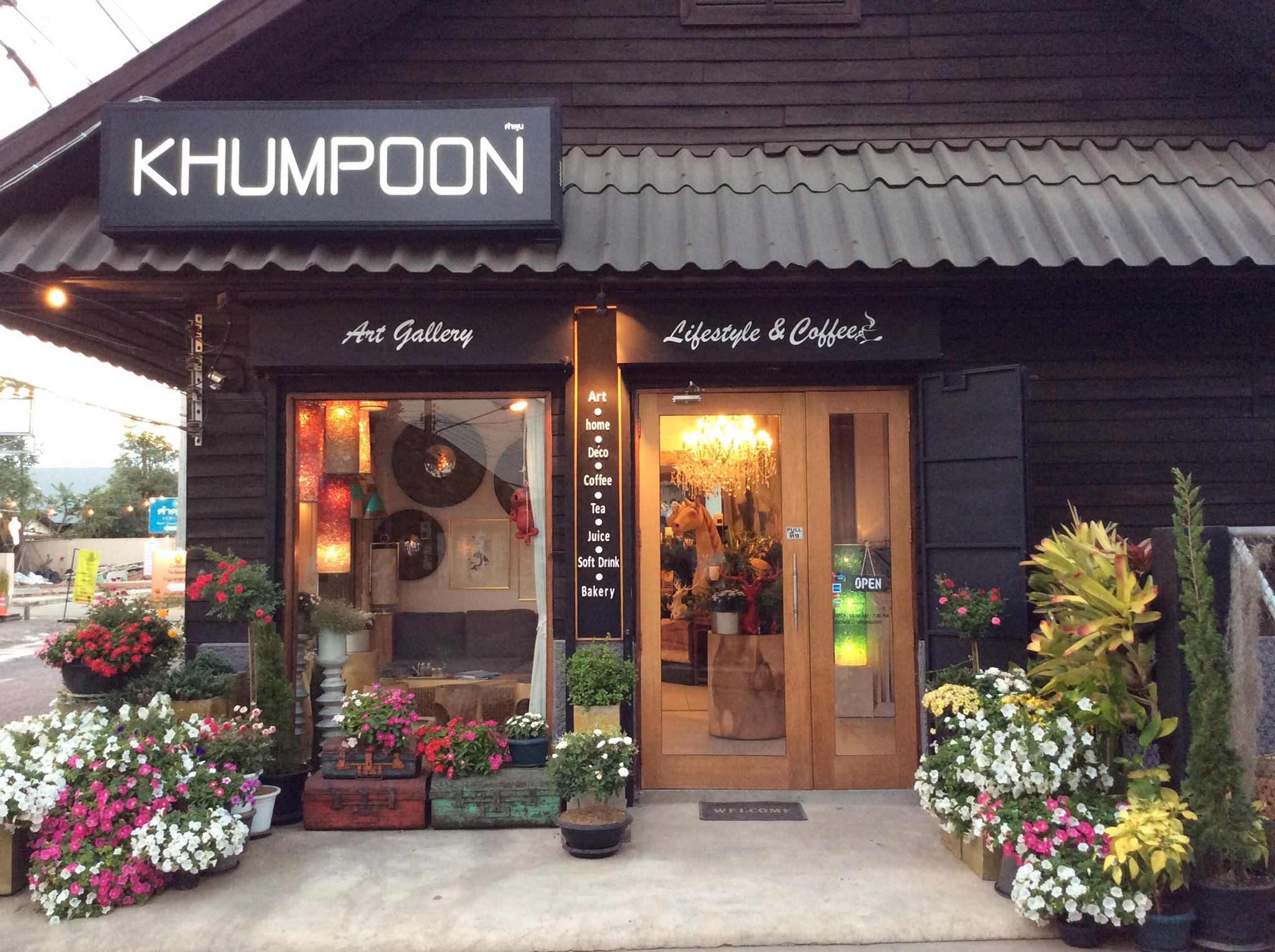 Khumpoon shop