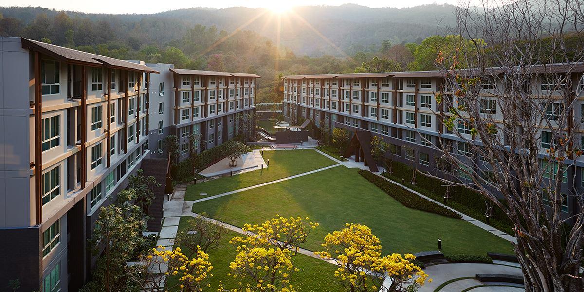 Dcondo Campus Resort