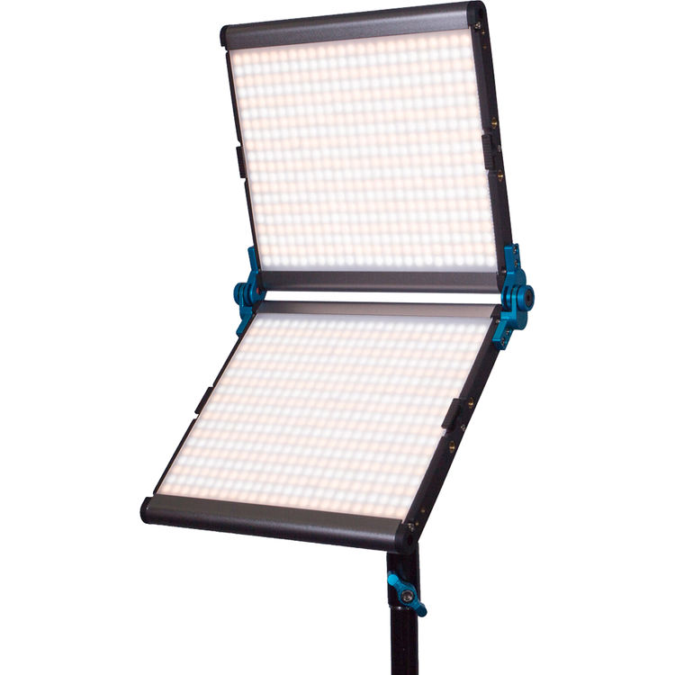 Dracast LED 1000 Silver Series Folda