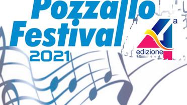 QUARTA EDIZIONE DI POZZALLO FESTIVAL, KERMESSE MUSICALE A TUTTO TONDO