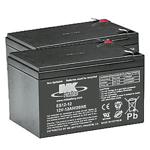 12v 12ah Batteries