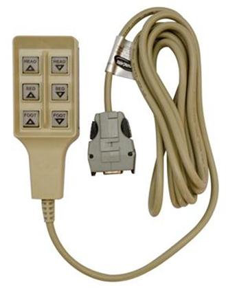 Invacare Full Electric Pendant 9-D Plug
