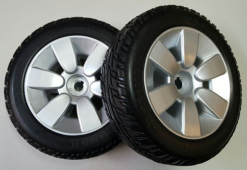 Pride Jazzy Air, Select and Select 6 Drive Wheels