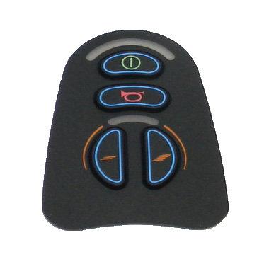 PG VR2 4 Button Keypad