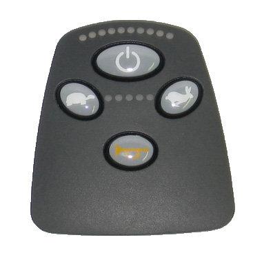 Dynamic 4 Button Keypad