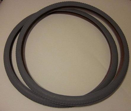 "24"" x 1 3/8"" Pneumatic Tires (Pair)"